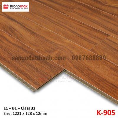 Sàn gỗ công nghiệp Kronomax 12mm 7