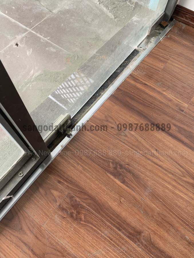 Sàn gỗ Ecolux Cốt Xanh Indonesia 12mm e153 10