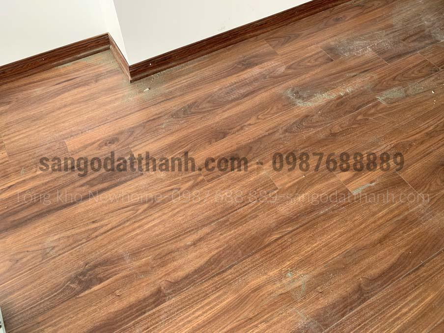 Sàn gỗ Ecolux Cốt Xanh Indonesia 12mm e153