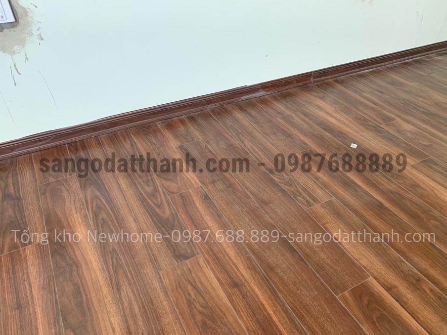 Sàn gỗ Ecolux Cốt Xanh Indonesia 12mm e157 6