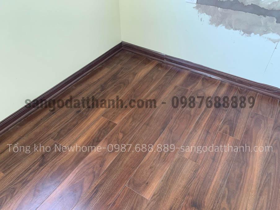 Sàn gỗ Ecolux Cốt Xanh Indonesia 12mm e157 8