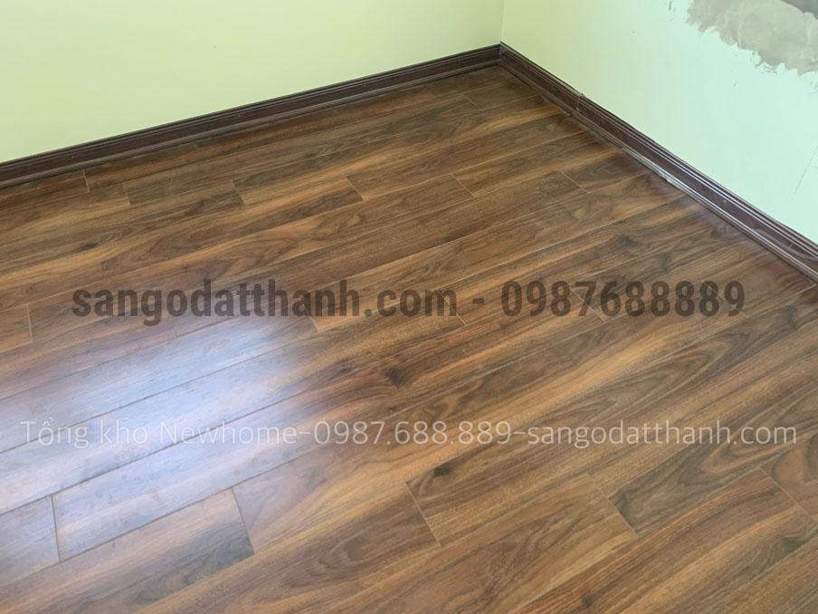 Sàn gỗ Ecolux Cốt Xanh Indonesia 12mm e157