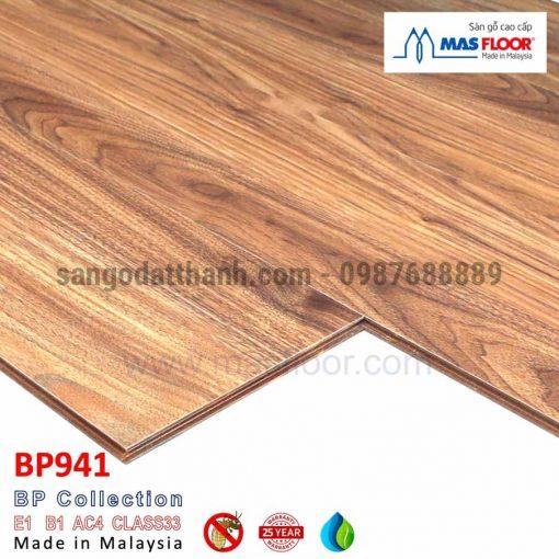 Sàn gỗ Masfloor 12mm 10