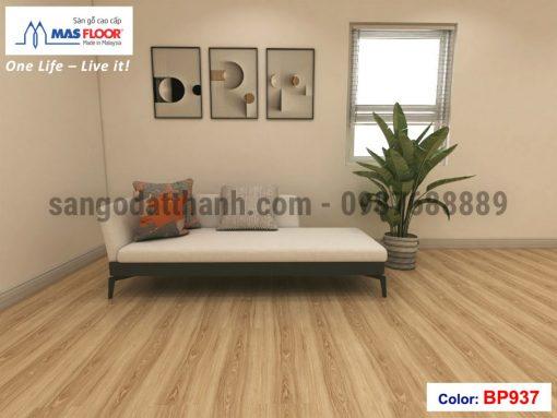 Sàn gỗ Masfloor 12mm 12