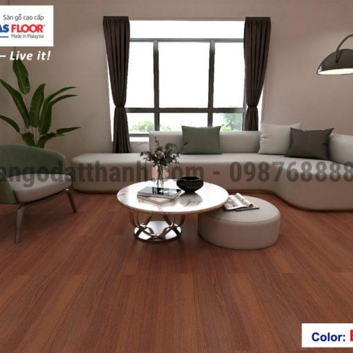 Sàn gỗ Masfloor 12mm 13