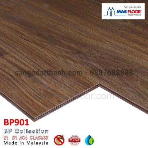 Sàn gỗ Masfloor 12mm