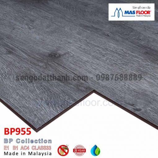 Sàn gỗ Masfloor 12mm 9