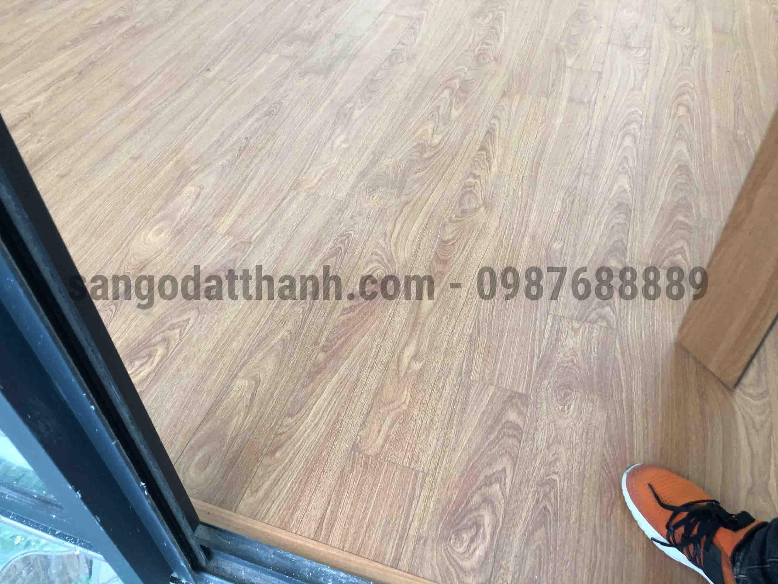 Sàn gỗ công nghiệp Flortex 12mm 11