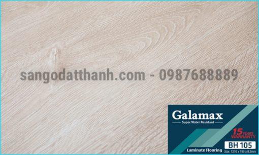Sàn gỗ công nghiệp Galamax 8mm 21