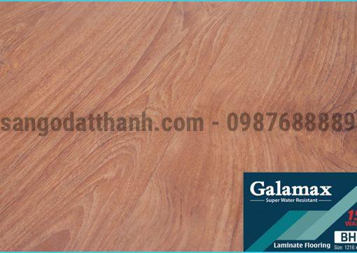 Sàn gỗ công nghiệp Galamax 8mm