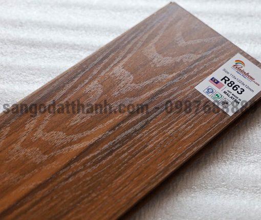 Sàn gỗ công nghiệp Rainbow 12mm 16