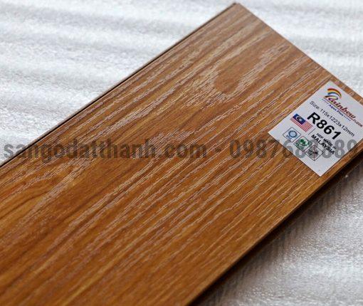 Sàn gỗ công nghiệp Rainbow 12mm 17
