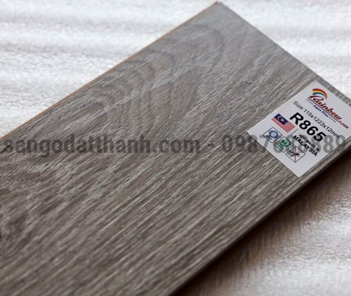 Sàn gỗ công nghiệp Rainbow 12mm 18