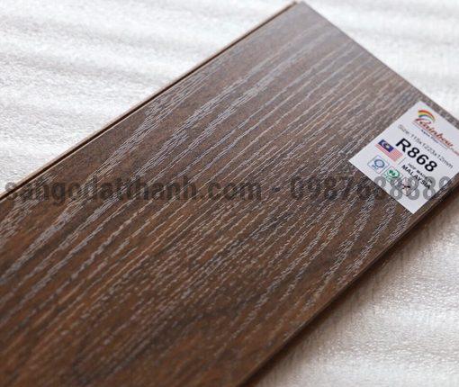 Sàn gỗ công nghiệp Rainbow 12mm 22