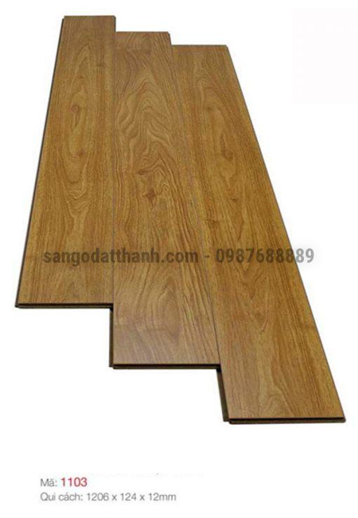 Sàn gỗ công nghiệp TIMB 12mm 11