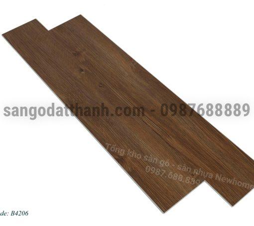 Sàn gỗ nhựa boss 4mm 12