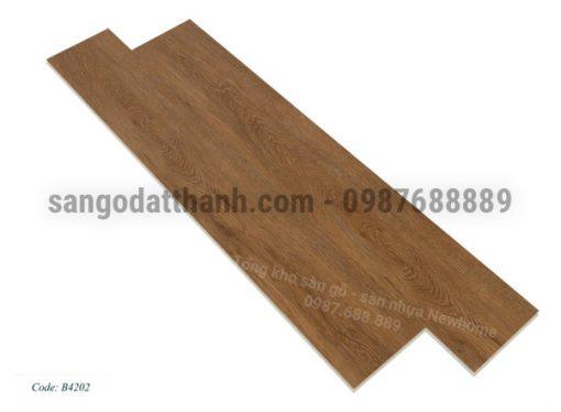 Sàn gỗ nhựa boss 4mm 8
