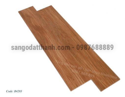 Sàn gỗ nhựa boss 4mm 9 1