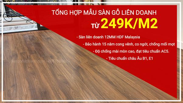 Tổng kho sàn gỗ công nghiệp newhome 4