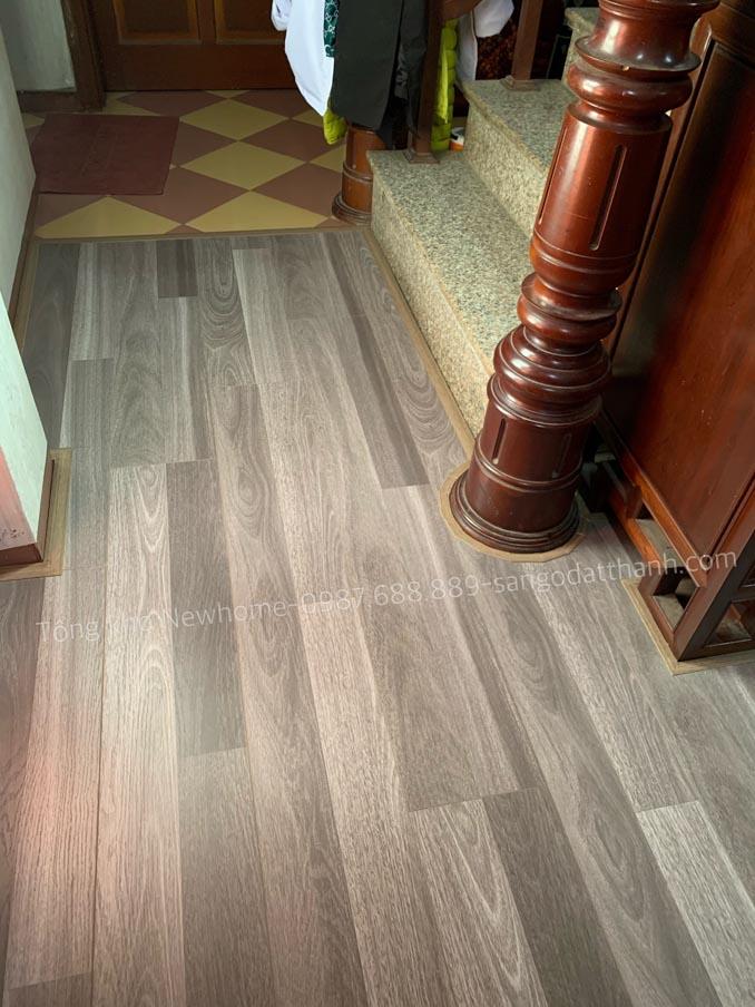 Sàn gỗ Galamax 8mm 5