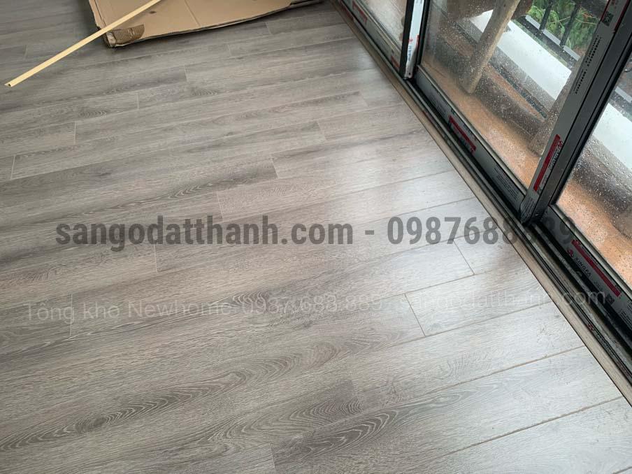 Sàn gỗ Kronomax K907 12mm 6