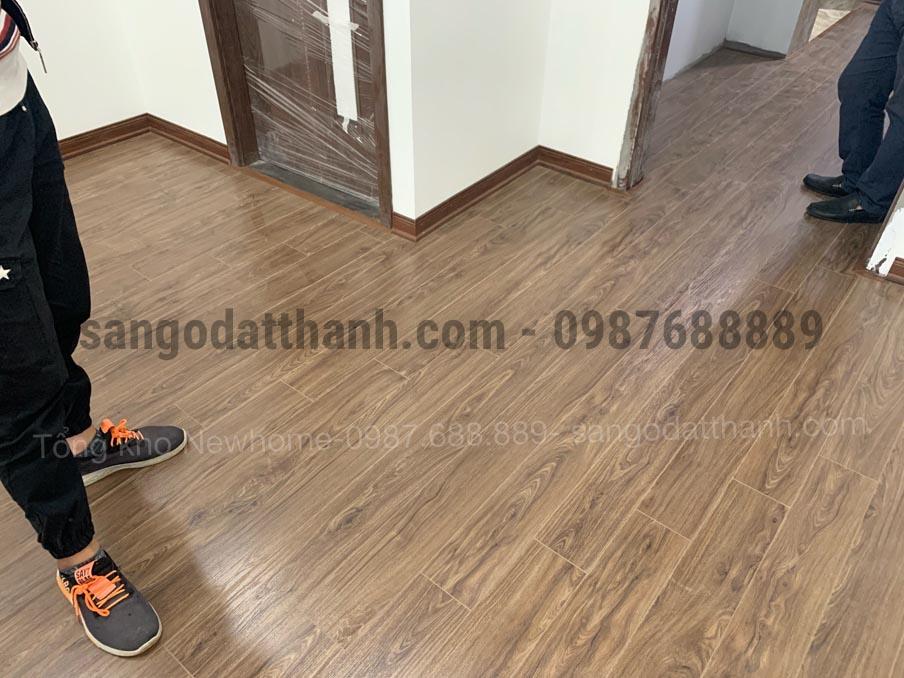 Sàn gỗ Kronomax K988 12
