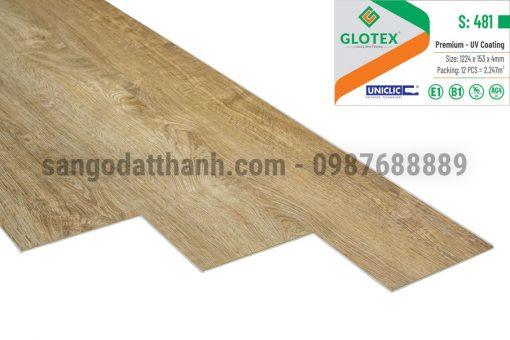 Sàn nhựa Glotex 4mm 11
