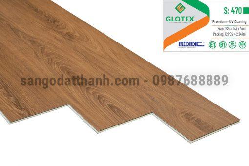 Sàn nhựa Glotex 4mm 16