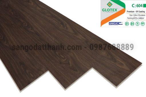 Sàn nhựa Glotex 6mm 7