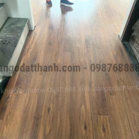 Thi công sàn gỗ công nghiệp Ecolux 157