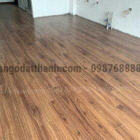 Thi công sàn gỗ công nghiệp Ecolux 157 7