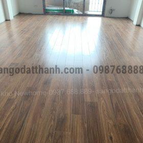 Thi công sàn gỗ công nghiệp Ecolux 157 8