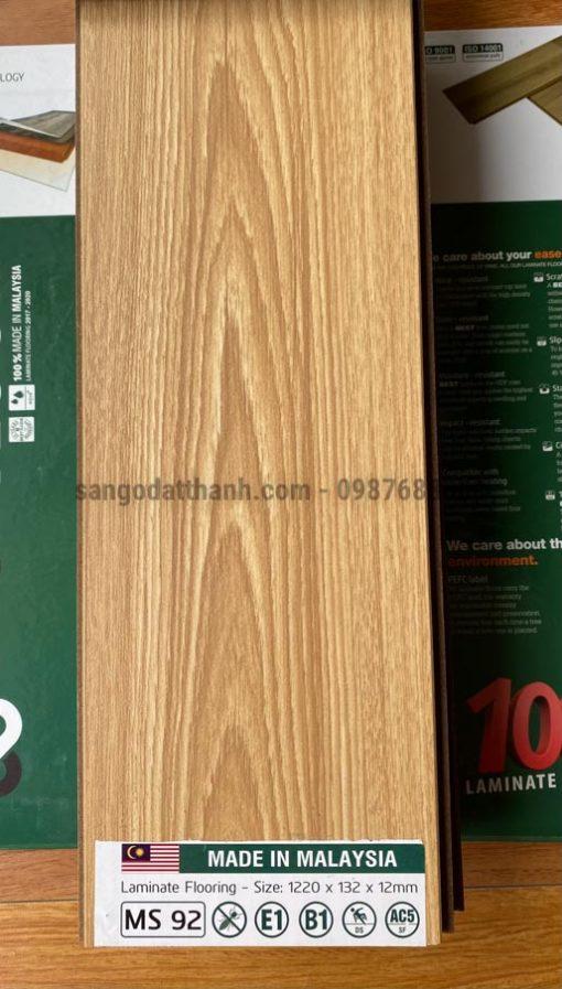 Sàn gỗ Bestfloor 12mm 12