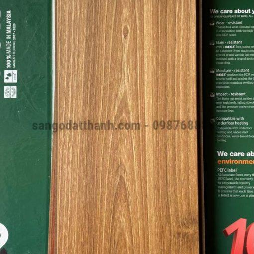 Sàn gỗ Bestfloor 12mm 15
