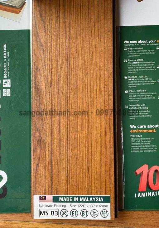 Sàn gỗ Bestfloor 12mm 16