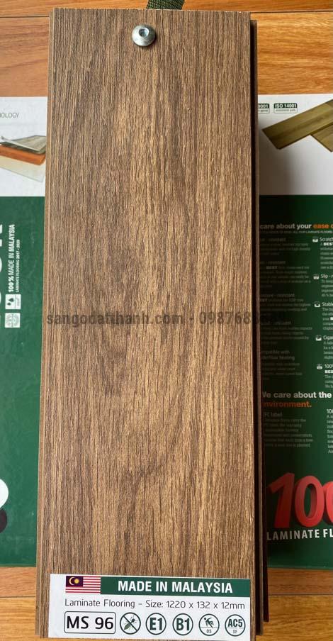 Sàn gỗ Bestfloor 12mm