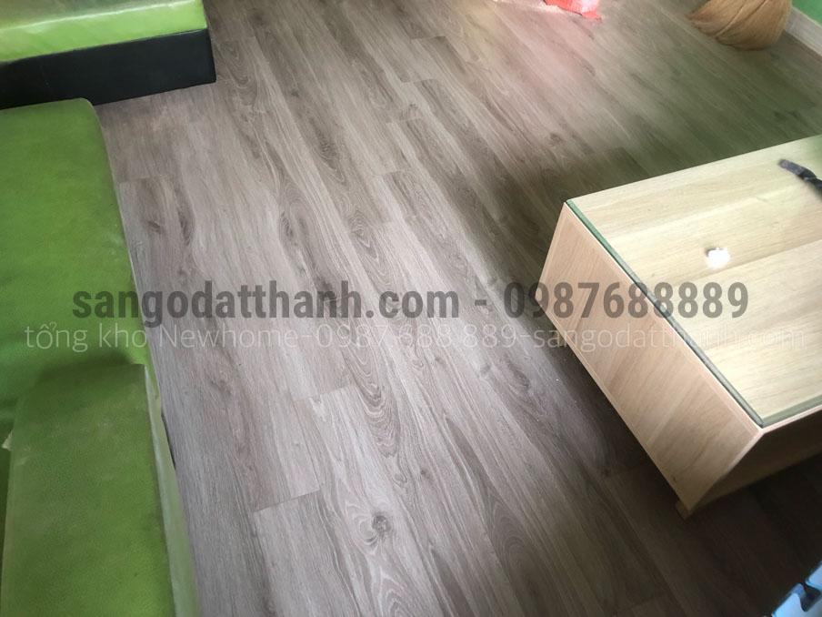 Sàn gỗ Flortex K522 12mm 12
