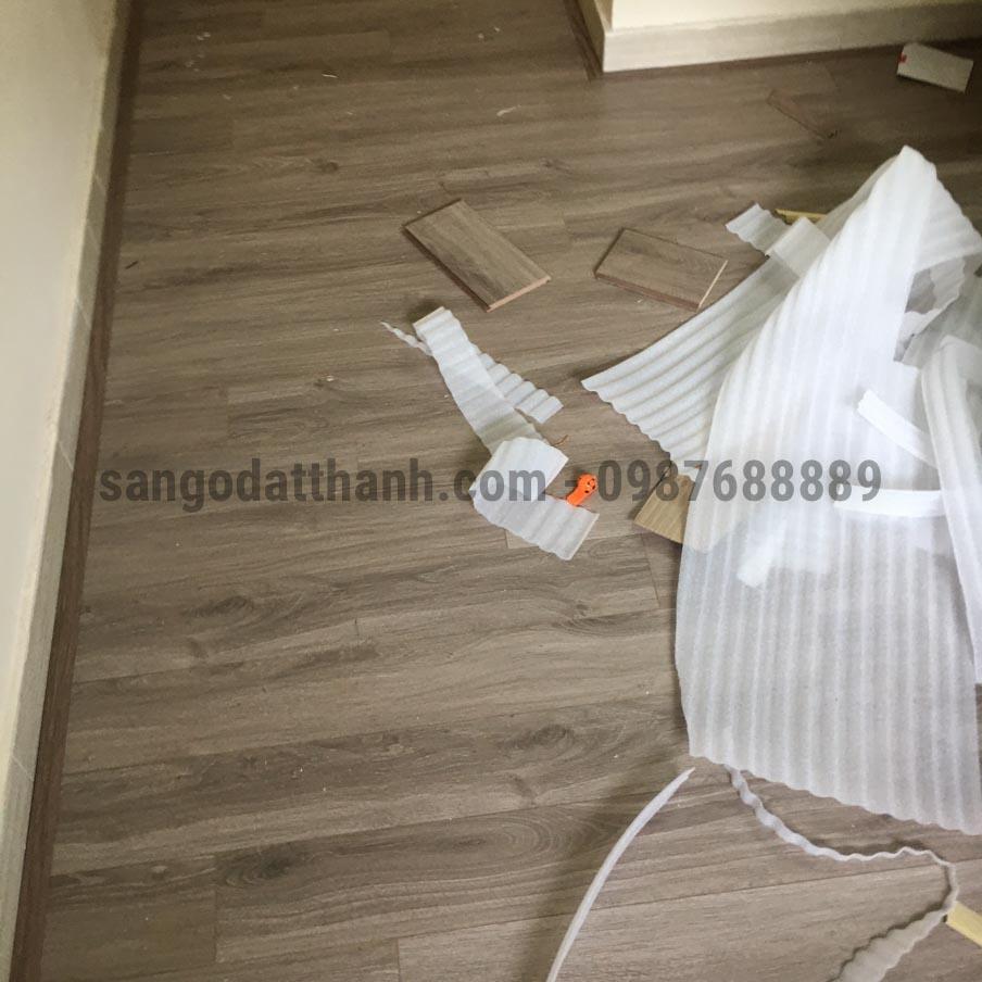 Sàn gỗ Flortex K522 12mm 14