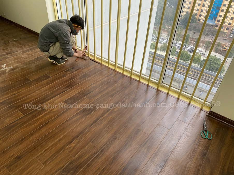 Sàn gỗ Kronomax K901 11
