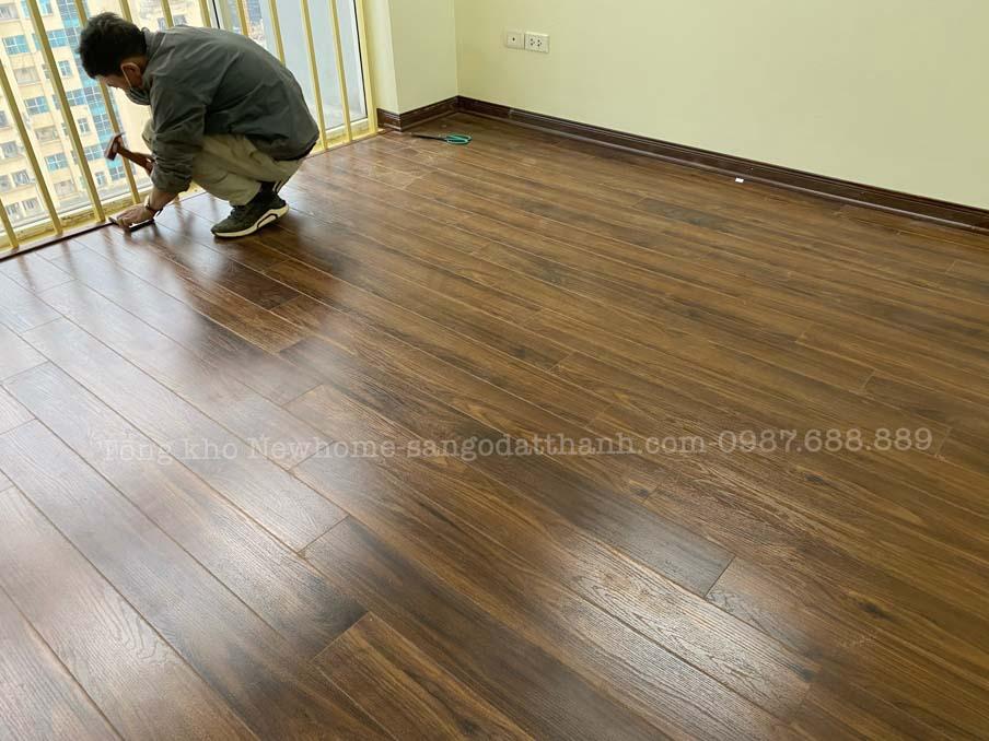 Sàn gỗ Kronomax K901 12