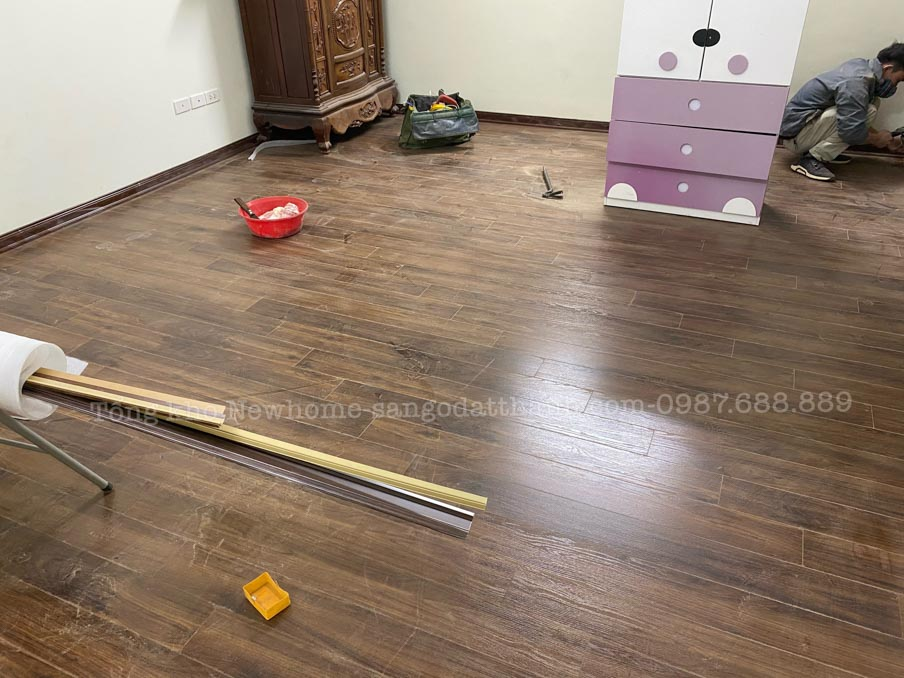 Sàn gỗ Kronomax K901 15