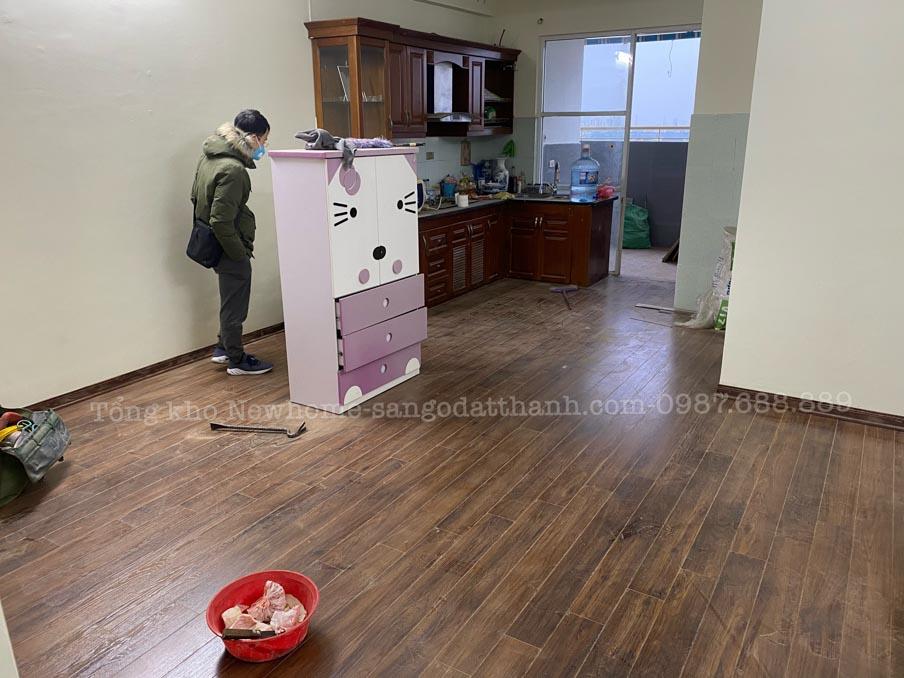 Sàn gỗ Kronomax K901