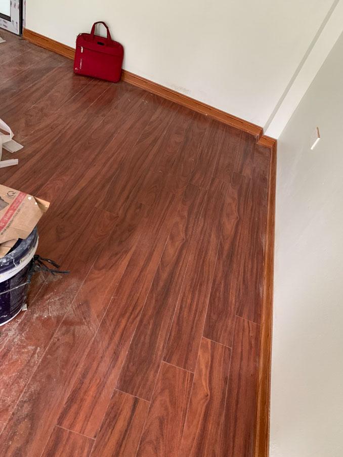 Sàn gỗ Muller 12mm 6