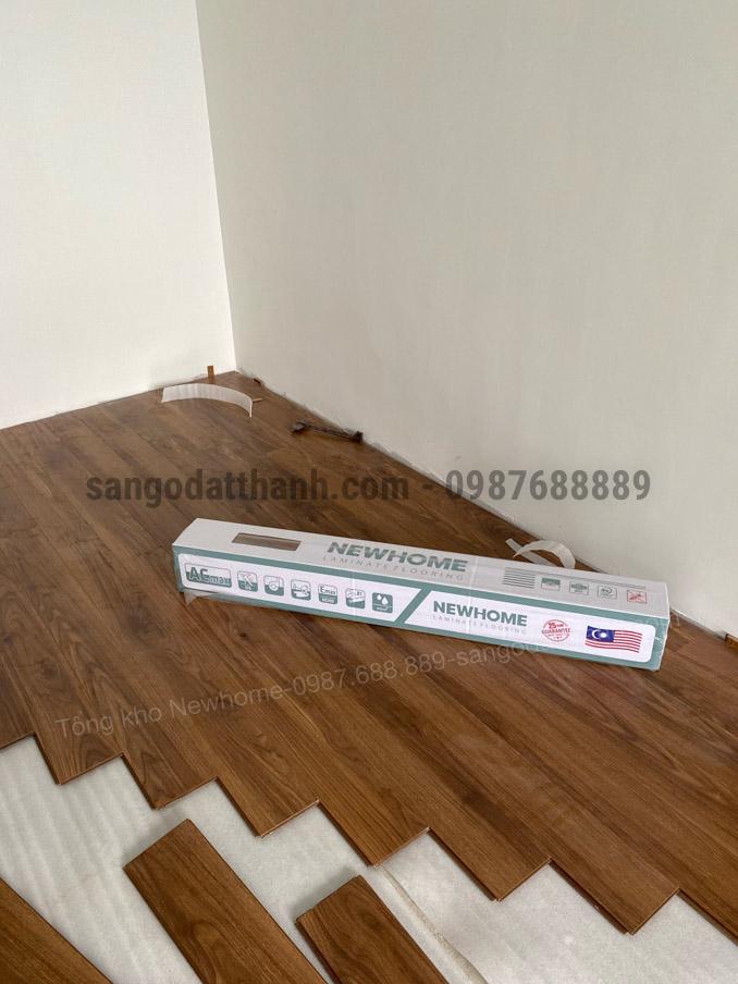 Sàn gỗ newhome 37