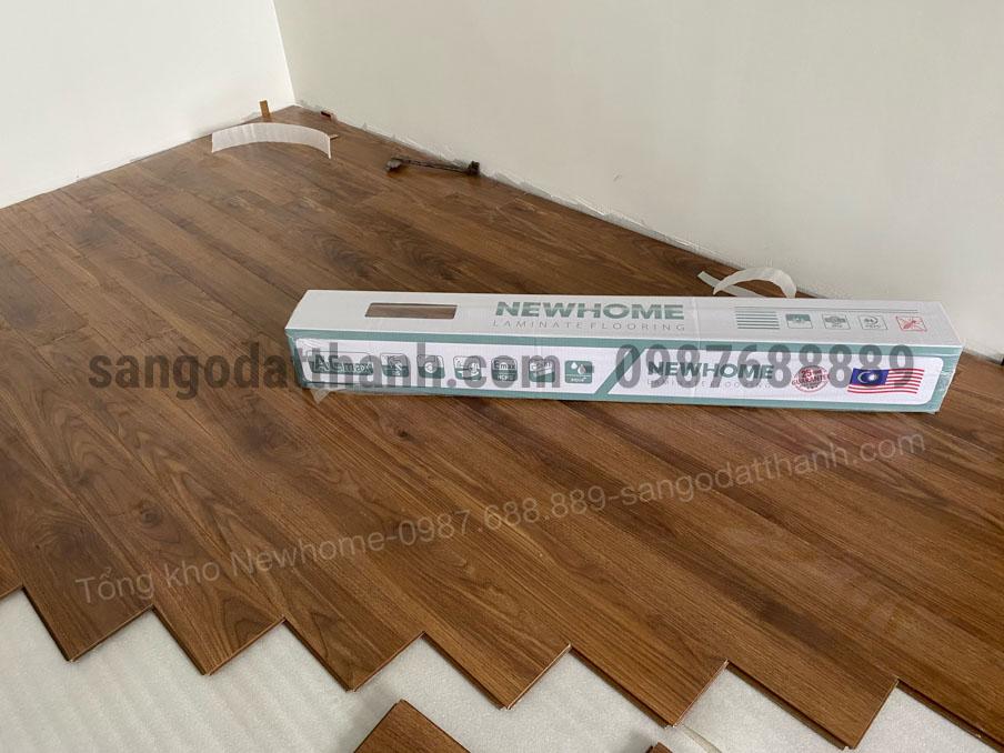 Sàn gỗ newhome 38