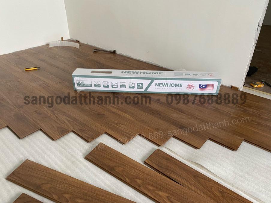 Sàn gỗ newhome 43
