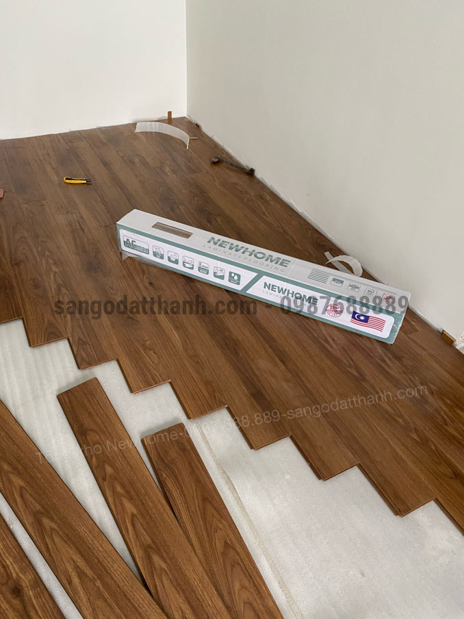 Sàn gỗ newhome 45