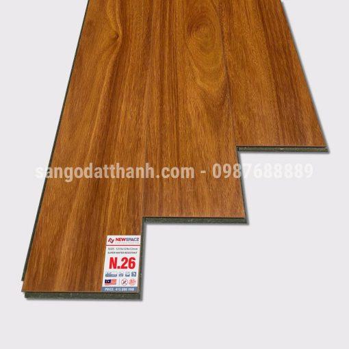 Sàn gỗ Newspace 12mm 10