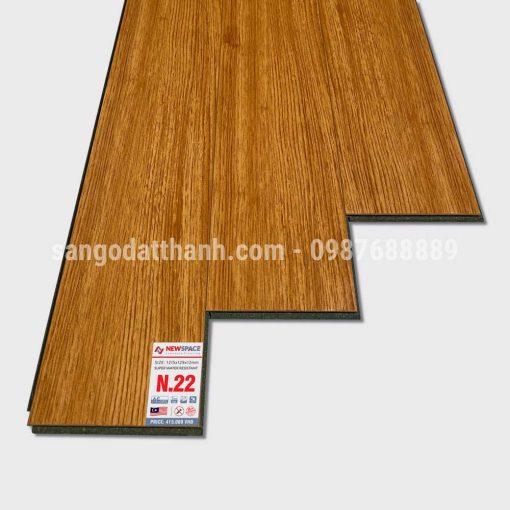 Sàn gỗ Newspace 12mm 6