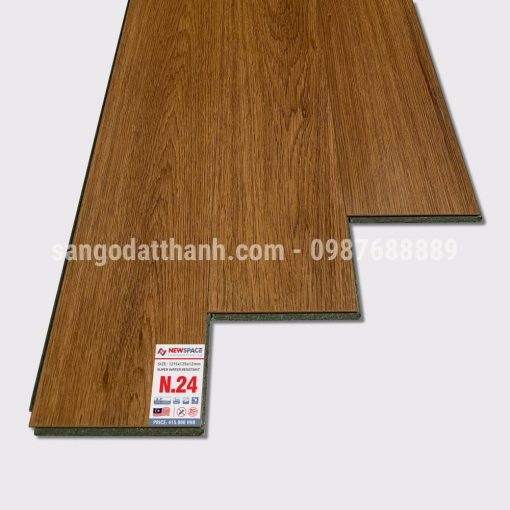 Sàn gỗ Newspace 12mm 8